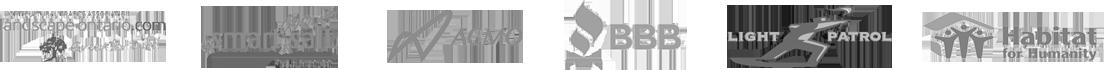 Garden City Associate Logos